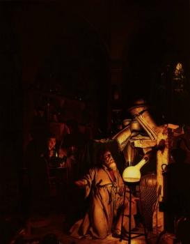 Joseph Wright Of Derby : The Alchemist in Search of the Philosophers Stone